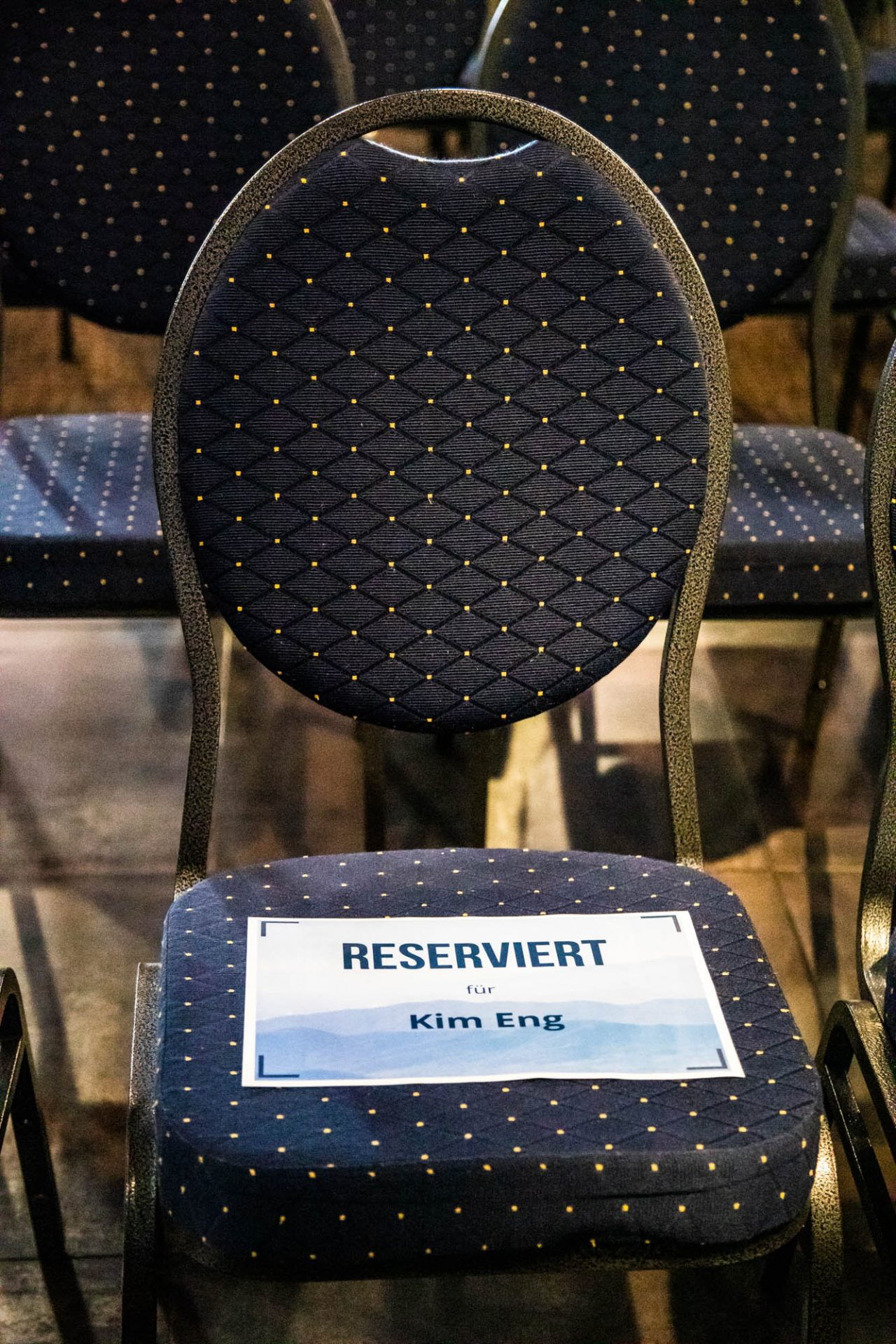 Eckhart Tolle Kim Eng Jetzt oder Nie Tour, Retreat Linstow